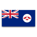 Straits Settlements - flag