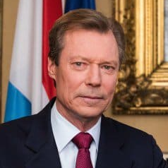 Grand Duke of Luxembourg, Henri, from 2000