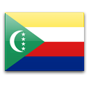Union of the Comoros, from 2002