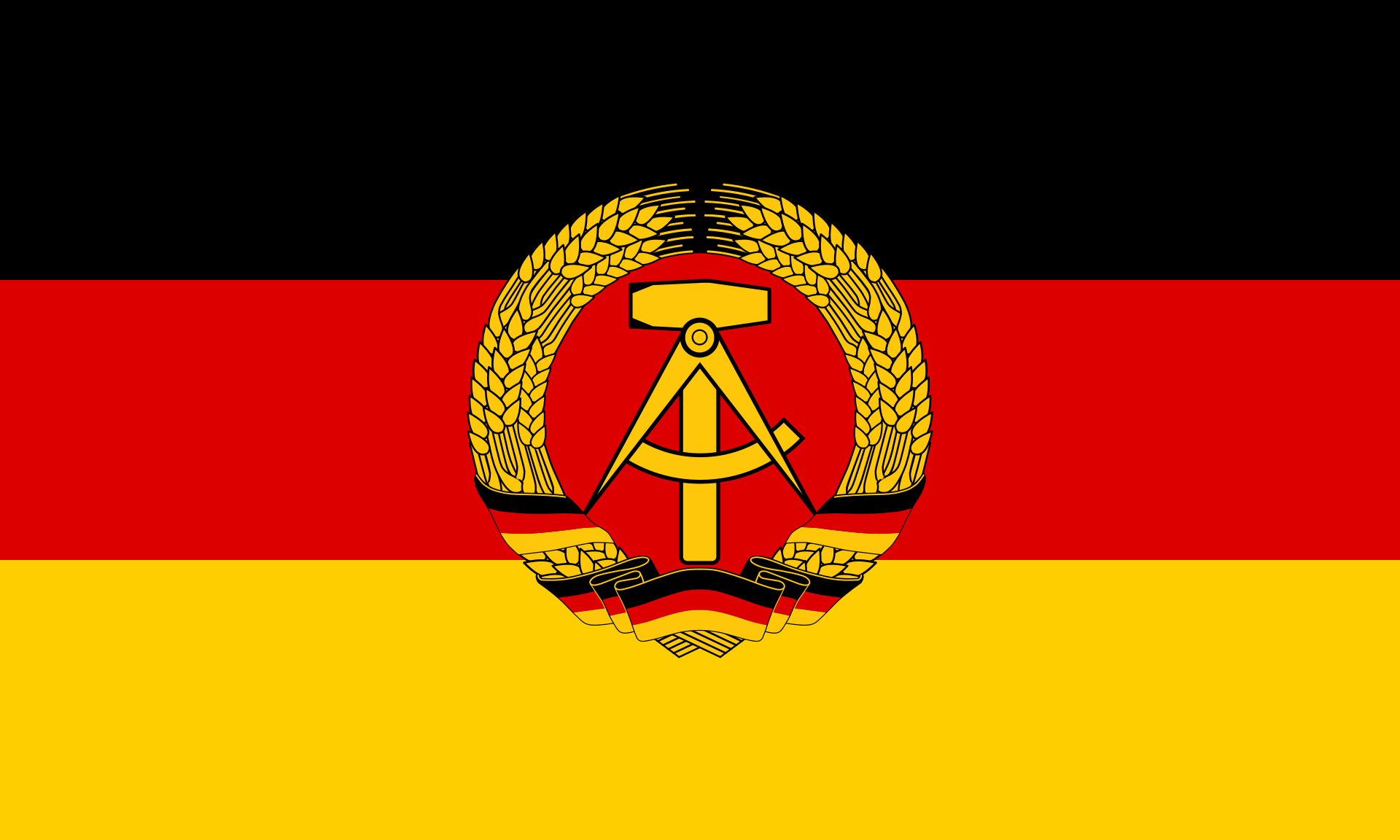 German Democratic Republic, 1948 - 1990