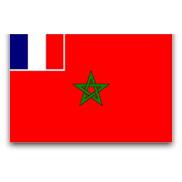 Sultanate of Morocco, 1912 - 1957